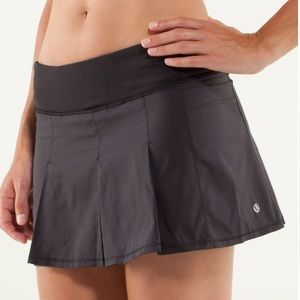 Lululemon Fast Cat Skirt